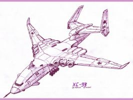 XC-93 by TheXHS