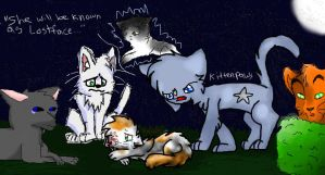 """.::Collab::. """"Lostface"""" by That-Wacky-Whovian"""