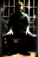 Colour ENH - Jailed Joker by mrbrownie