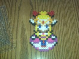 perler legend of zelda by katamariarcher