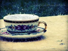 there's rain in my tea by taliajazel