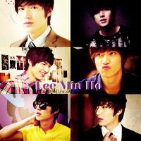 Lee Min Ho. by IGotTheFire