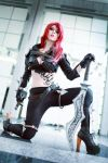Katarina Cosplay Is that fear I smell? by MiuMoonlight