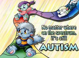 Autism Awareness 2015 by mdchan