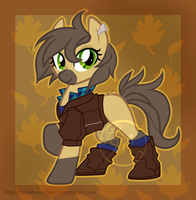 .:B: Fall is Here!:. by CocoamintWhimsy