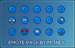 Emote Pack by M-Taex