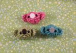 Amigurumi Koala Magnet Set by AmiTownCreatures