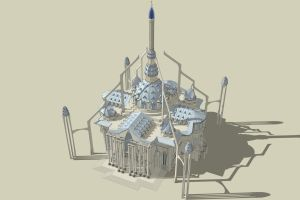 New Papal Basilica of Saint Peter by Il-Grande-Iulio