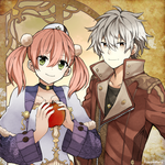 Atelier Escha and Logy Anime Congratulations! by palmtreehero