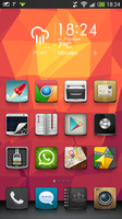 MIUI Clock Weather by vicing