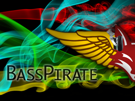 Bass Pirate - Promotion Image by AdmiralSerenity