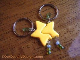 Sharable Paopu Fruit Key Chain Update! by OurDestinyDesigns