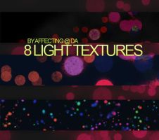 8 large light textures by Affecting
