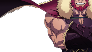 Fate Zero Iskandar vector by Graphicsmith