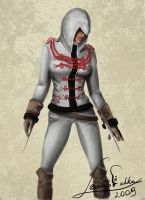 Assassins's creed 3 by Lagoonnw