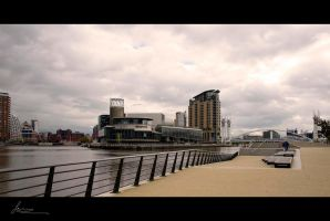 near media city by awjay