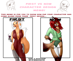 Character Meme - Kali by BagelCollector