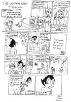 NOW Comics Style, 1 by Fauna93