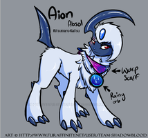 [Gift] Aion for Ritsumaru by MystikMeep