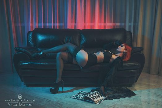 Modern day witch2 by Elisanth