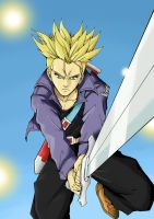 Future Trunks by TheFresco