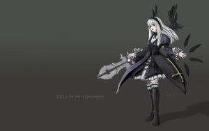 Irelia, the First Rozen Maiden by k3lp0