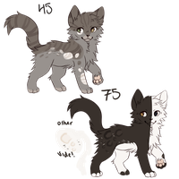 quick adopts batch + OPEN CUSTOMS by sailinq