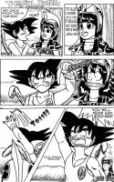 Dragonball Fan Manga: Them Evil Jewelery by YamchaFan91