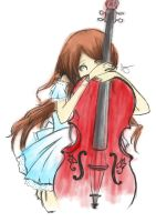Cello by iEatIceCubes