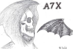 avenged sevenfold by Ted-The-Fish