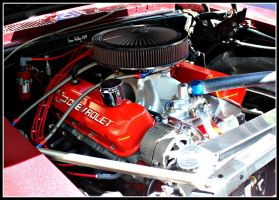 Chevrolet V8 by StallionDesigns