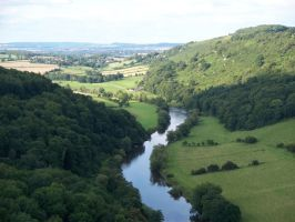 Wye Valley 012 by Pippas-Stock