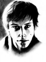 Gaspard Ulliel by death-dodger