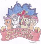 Cutie Mark Crusaders by DynamicEagle