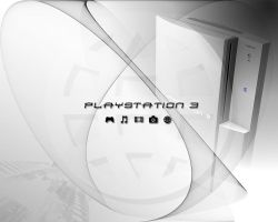 Playstation 3 by MichaelWojnas