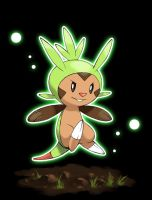 Chespin by Mr-JojoManga