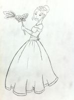 Seond Coloring Page For Lauren by kampfly