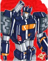 Retrocession Soundwave by supa-butt-face