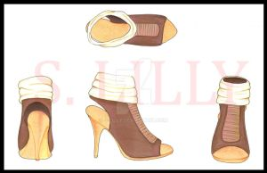 Bogen shoes by s-lilly