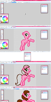 How To Make A Smiple Pixel Pony by TwitterShy