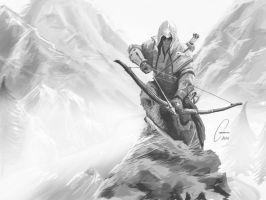 Assassin's Creed III by ArtWarrior25