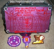 OoT Shadow Chest Bottom by CosplayPropsEtc