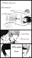 Lxlight: Anything for you by Mashria