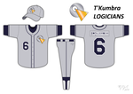 T'Kumbra Baseball Uniform by BJ-O23