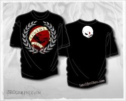 LLV shirt design by ZeROgraphic