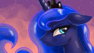 Grumpy Luna by KP-ShadowSquirrel
