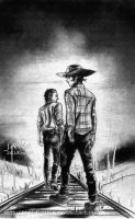 the walking dead season 4 don't look back by zelldinchit