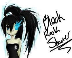 Black Rock Shooter by Youngie96