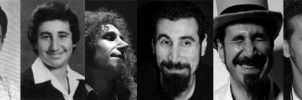 6 Fases of Serj Tankian by Zeerooh