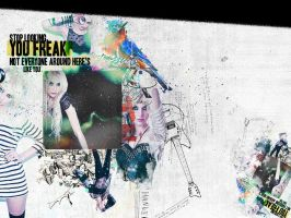 Freak by monxcheri